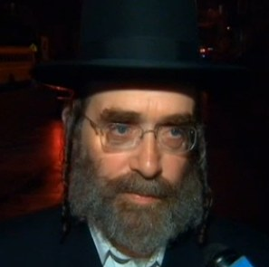 Williamsburg Hasid friend of Weberman 12-10-1012