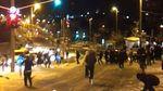 Haredi v Arab snowball fight in Jerusalem