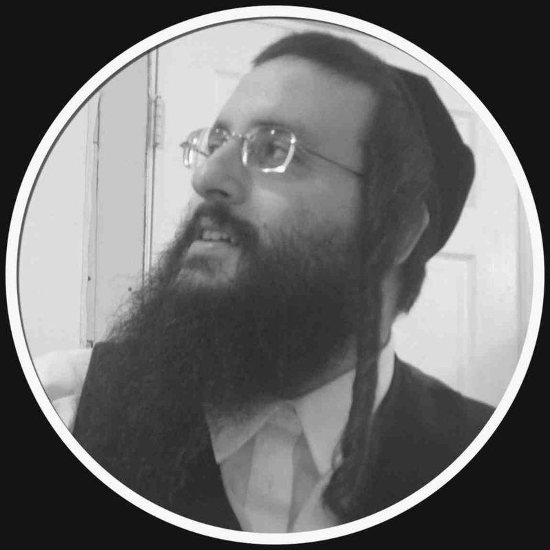 Rabbi Yoel Malik (round)