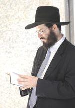 Rabbi Yaakov Weiss siddur