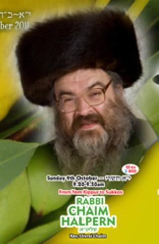 Rabbi Chaim Halpern