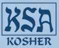 Kosher Supervison of America KSA logo