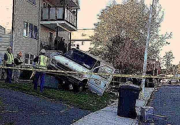 New Square Van Crash 10-22-2012