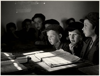 Jewish Children in Cheder pre-WW2