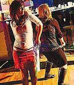 Haredi women drunk dance Jerusalem club