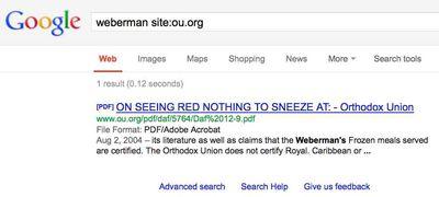 Google site search OU dot org Weberman 12-17-2012 6-38 am cst
