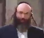 Meilech Schnitzler closeup