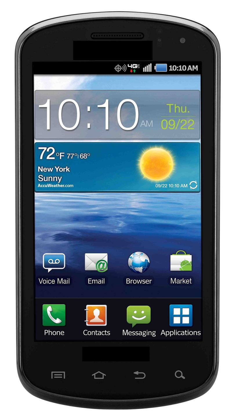 Android smartphone 4G