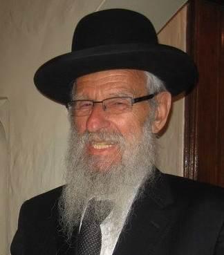 Rabbi Abraham Hecht
