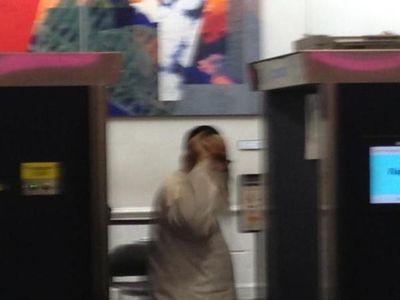 Satmar Rebbe TSA pat down 1-10-2013