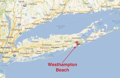 Westhampton Beach, NY map