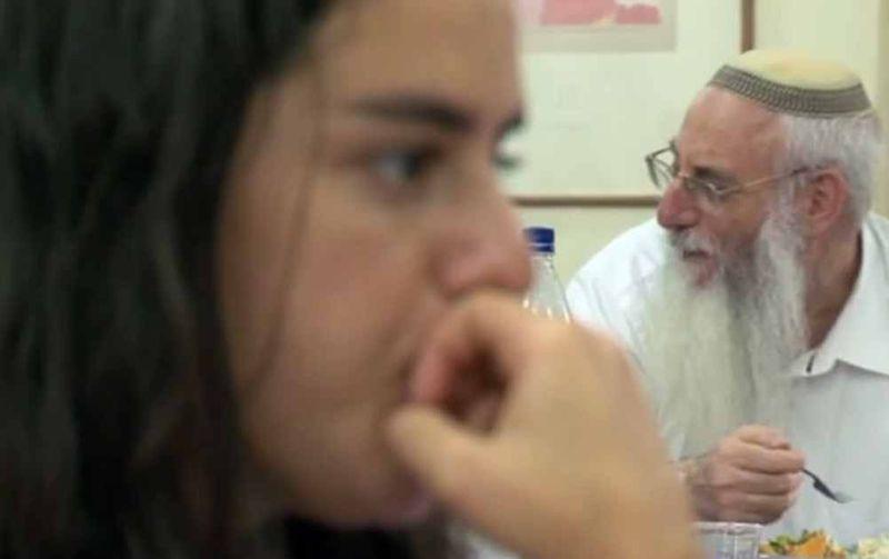 The Rabbi's Daughter still