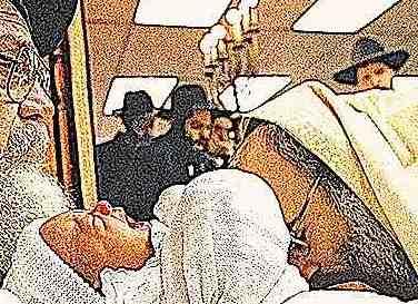 Metzitzah b'peh Chabad closeup