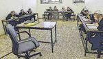 Haredi elementary yeshiva classroom students Mea Shearim