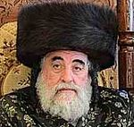 Rabbi Yisroel Hagar Viznitzer Rebbe Israel