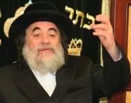 Vizhnitzer Rebbe 2