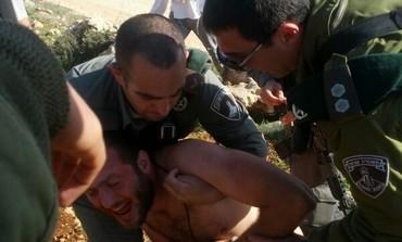 Esh Kodesh settler arrest 1-2-2013