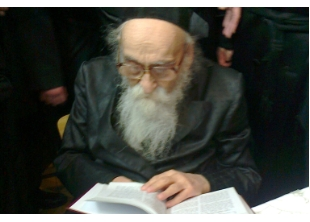 Rabbi Meshulam Dovid Soloveitchik