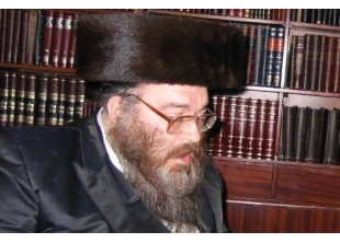 Rabbi Chaim Halpe