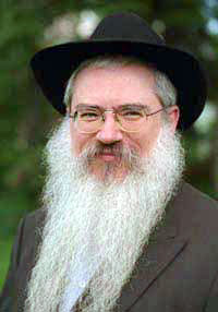 Rabbi manis friedman