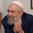 Rabbi Mordechai Elon