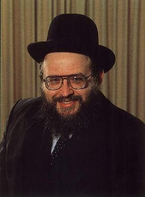 Rabbi Pinchus Feldman 2