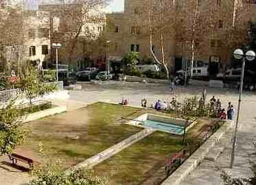 Old City Jerusalem Jewish Quarter main square
