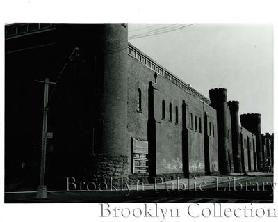 Williamsburg Armory