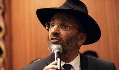 Rabbi Gilles Bernheim