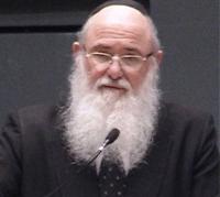 Rabbi Avraham Sherman