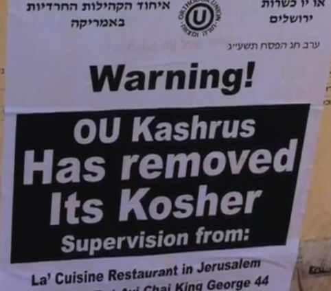 La' Cusine OU Warning Paskvil 4-2013