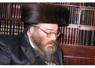 Rabbi Chaim Halpern 2