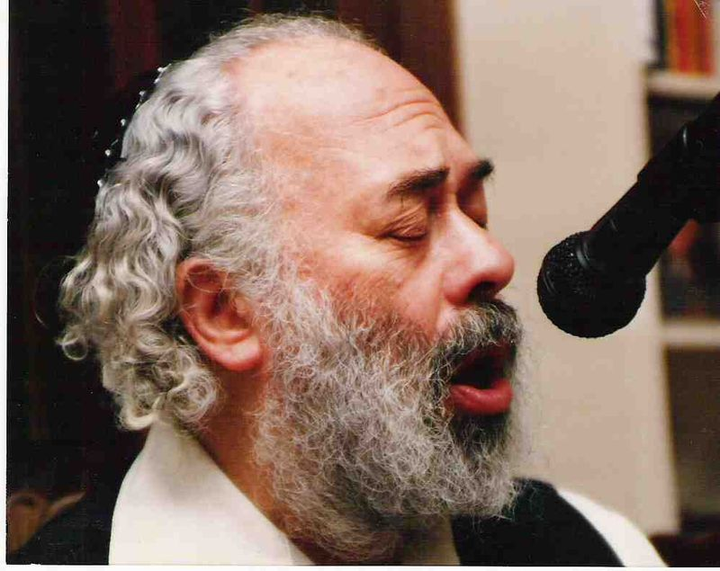 Shlomo Carlebach