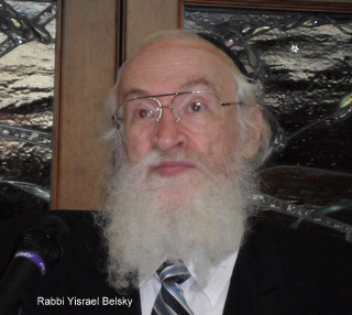 Rabbi Yisroel Belsky