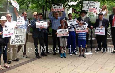 Protest against Brooklyn DA 7-11-2013 (2)