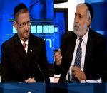 MK Rabbi Dov Lipman MK Nissim Ze'ev 5-2013