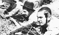 Haredi soldiers War of Independence Israel 1948