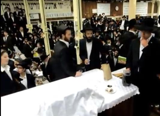 Chabad Messianist Kos Shel Bracha 770 5-2013 Shavuot