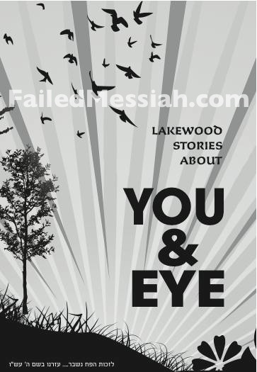 Lakewood Modesty Booklet You and Eye cover 5-2013