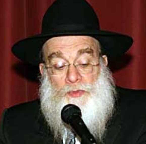Rabbi Zvi Telsner