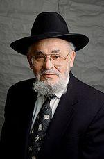 Rabbi Dr Moshe Tendler