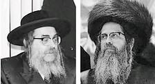 Rabbis Aharon and Zalman Teitelbaum