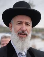 Rabbi Yonah Metzger big