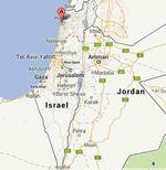 Map of Israel -- Haifa 2