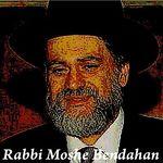 Rabbi Moshe Bendahan colorized