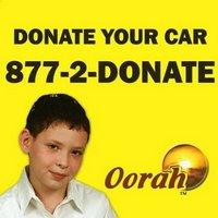 Oorah donate car