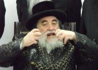 Vizhnitzer Rebbe 3