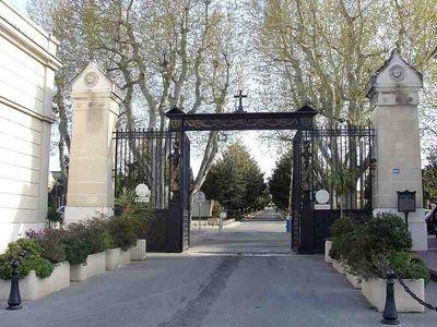 Saint-Pierre Cemetery Marseille a