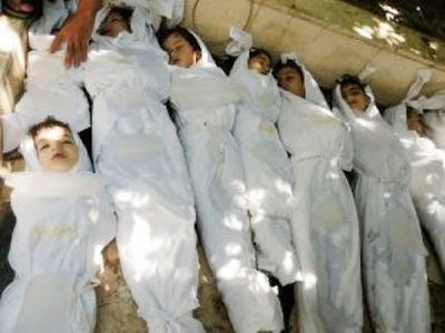 Syrian chemical weapons victims 2 8-2013