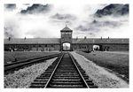 Rail Lines To Auschwitz